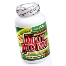 Витамины Ironmaxx Multivitavmin  130 caps